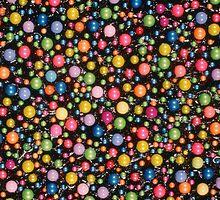 Rainbow Marbles by alanti