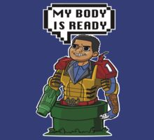 My Body is Ready by GeinaMM