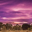 Country Sunset by axemangraphics