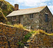 Cornish Fisherman's Hut Mullion by Nick Jenkins
