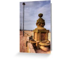 Prince of Wales Fountain Greeting Card