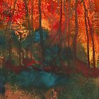 Forest Fire by Anneke