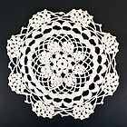 Embroidery doily by crspix