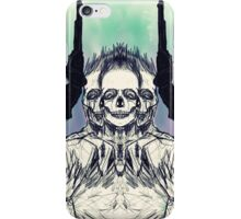 Double Draw iPhone Case/Skin