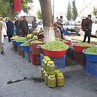 Green olives  by rasim1