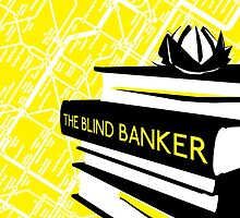 Sherlock - The Blind Banker Episode Poster by Toadvine & Taylor