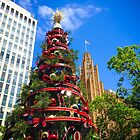 Christmas in Melbourne, Australia by Nicole a Alley