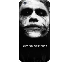 The Joker. iPhone Case/Skin