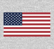 Flag of the United States of America Kids Clothes