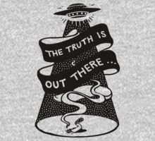 The Truth Is Out There by thatsjustsuper