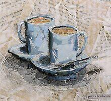petits bonheurs  by Julie  Savard