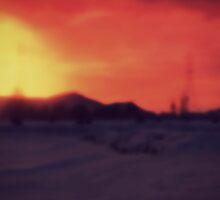 North Yankton Sunset by 7KGaming