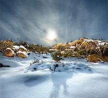Near The Castle, Mount Buffalo by Kevin McGennan