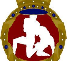 Philippine Wrestling by Euvari