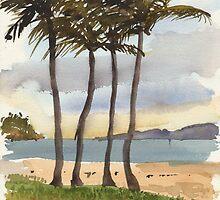 Geoffrey Bay, Magnetic Island by Thomas Kayser