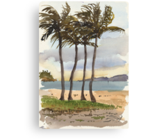 Geoffrey Bay, Magnetic Island Canvas Print