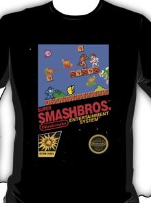 "Super Smash Bros. ""Retrofied"" T-Shirt"