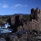 Rocks At Bombo, South Coast, NSW, Australia 2002 by muz2142
