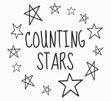 Counting Stars shirt ( One Republic) by Uzbuz