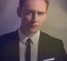 Tom Hiddleston by RedKyu