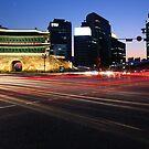 Seoul Sungnyemun (Namdaemun) Gate by Mark Bolton