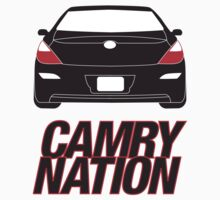 Camry Nation - Solara Gen 2 by Jordan Bezugly
