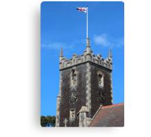 Bell Tower of St Mary Magdelene Church, Sandringham Canvas Print