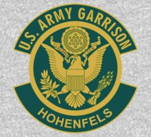 US Army Garrisson- Hohenfels by cadellin
