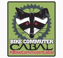 BCC 'Tire Tracks' Sticker by Bike Commuter Cabal