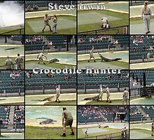 Crocodile Hunter Steve Irwin by Gotcha29