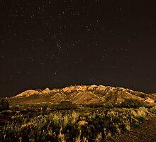 Dark Mountains by IOBurque