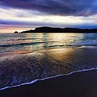 Adventure Bay Beach, Bruny Island, Tasmania, Australia by PC1134
