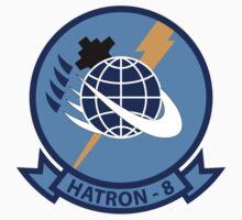 VAH - 8 HATRON - Heavy Attack Squadron - Fireballers by VeteranGraphics