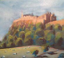 Stirling Castle by Matthew Scotland