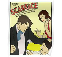 Scarface 1932 Movie Poster Poster