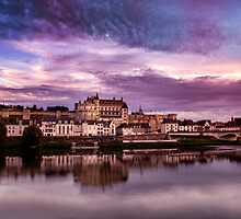 Amboise Castle, Loire Valley, France by audramitchell