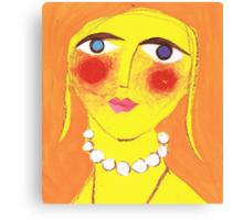 Bodacious Betty Canvas Print