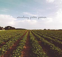 Strawberry Fields Forever by lucyamara