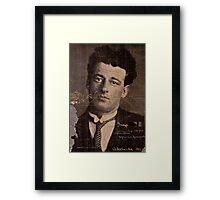 George Camp Framed Print