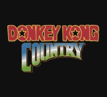 Donkey Kong Country by kemec