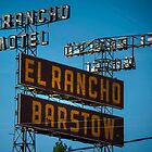 El Rancho, Barstow by Patito49