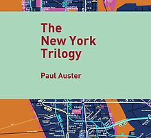 The New York Trilogy / Paul Auster by Heman Chong
