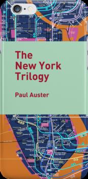 The New York Trilogy / Paul Auster by Heman Chong