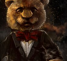 Snazzy Teddy  by Henry Castelein