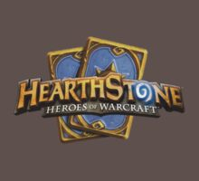 Hearthstone logo+cards by KORB