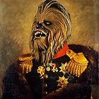 Portrait of Master Chewie by KAMonkey