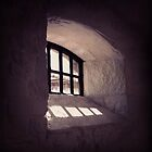 Prison Window by Gillian Blair