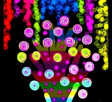 Candy Tree by MeenakshizArt