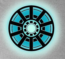 Black Arc Reactor by EAMS
