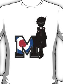 M is For Mod T-Shirt